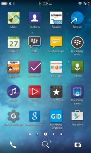 Install Google Play Store to BlackBerry | BlackBerry Help