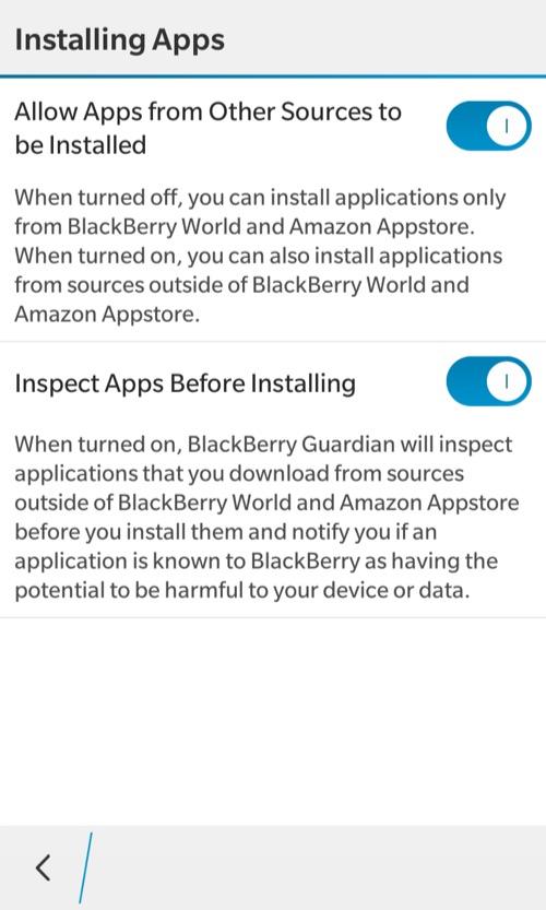 telegramm download blackberry